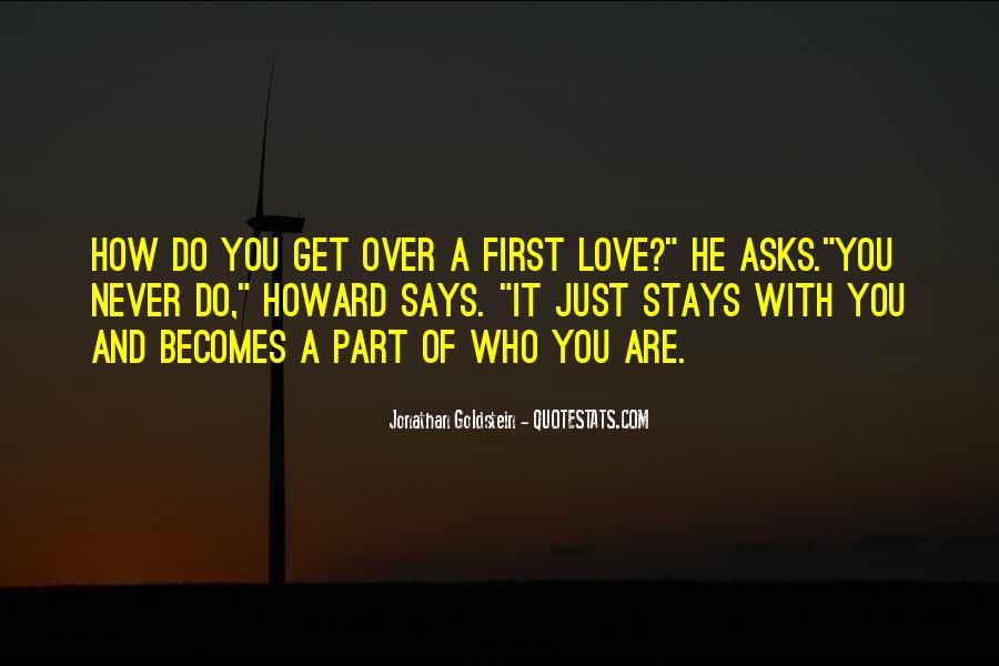 Never Get Love Quotes #124052