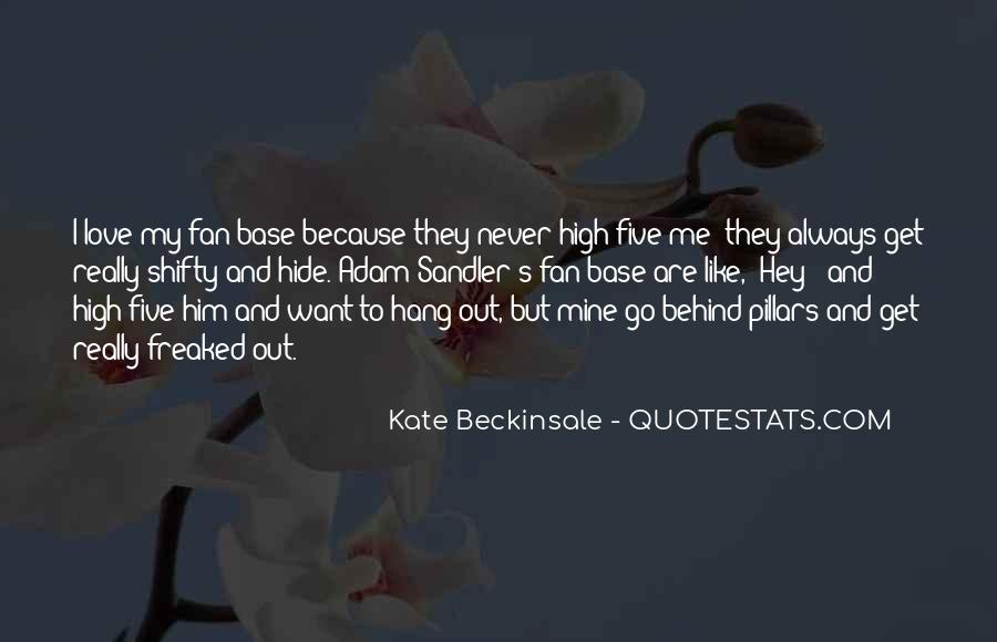 Never Get Love Quotes #147875