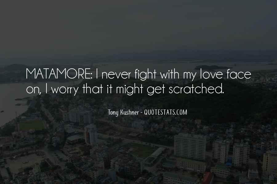 Never Get Love Quotes #197271