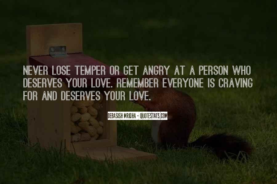 Never Get Love Quotes #4593