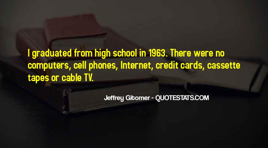 Quotes About Cell Phones In School #68222