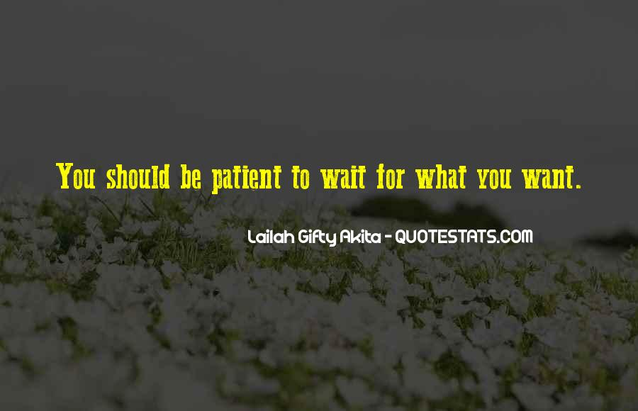 Never Give Up For What You Want Quotes #1784658