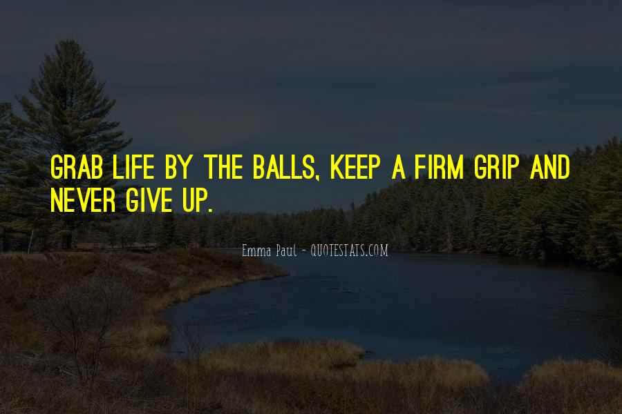 Never Give Up For What You Want Quotes #8658