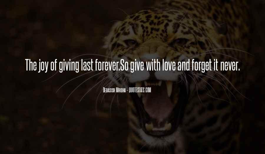 Never Give Up On Us Love Quotes #111170