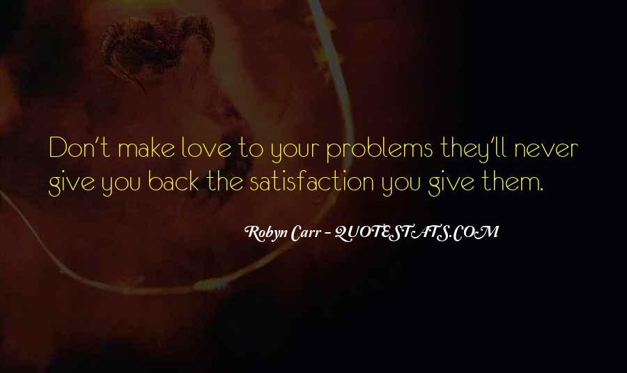 Never Give Up On Us Love Quotes #138935