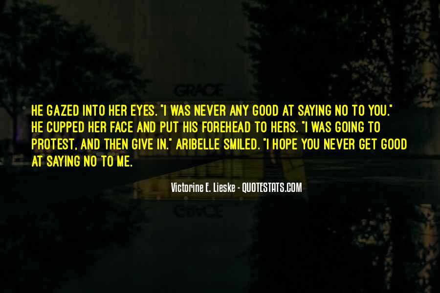 Never Give Up On Us Love Quotes #28647
