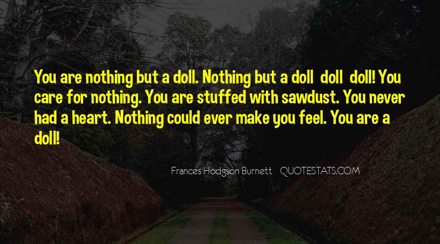 Never Had Nothing Quotes #225249