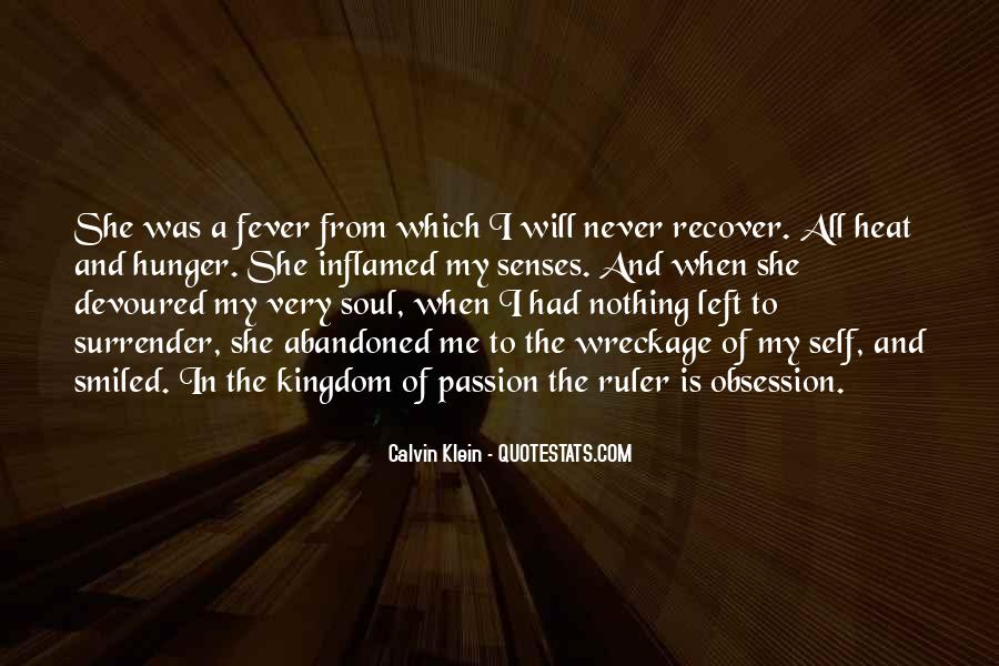 Never Had Nothing Quotes #291892