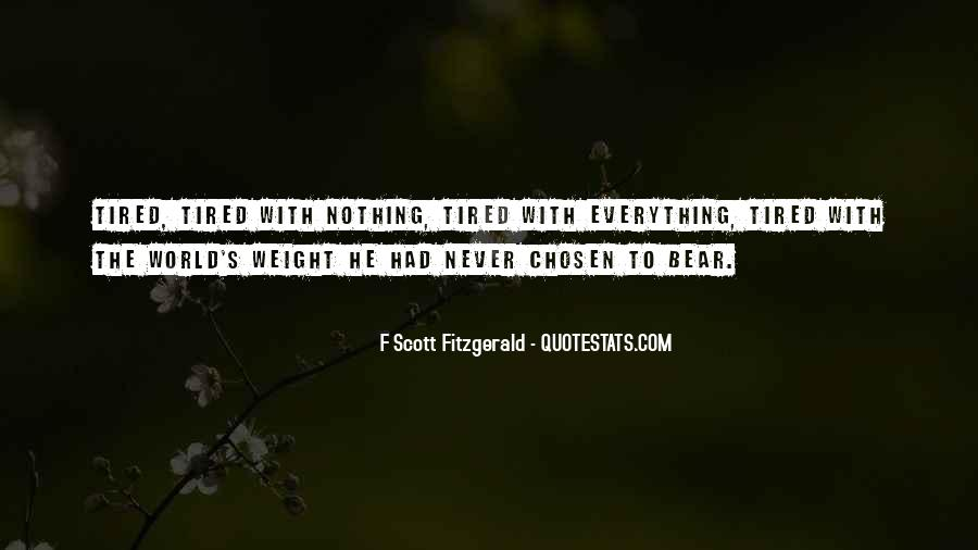 Never Had Nothing Quotes #433836