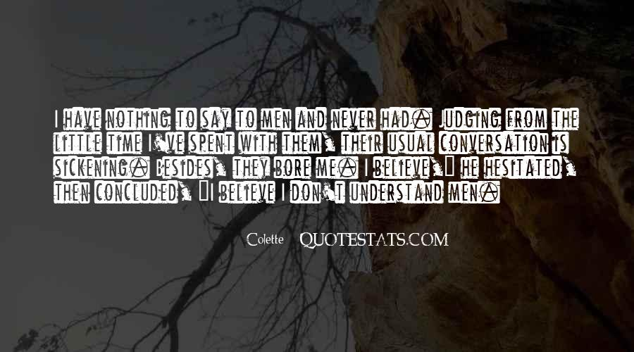 Never Had Nothing Quotes #591714