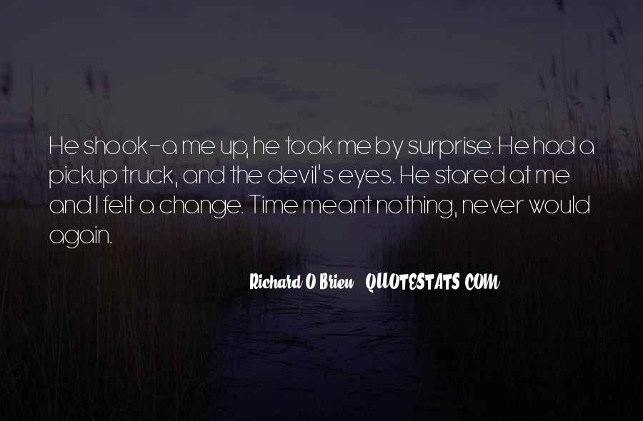 Never Had Nothing Quotes #86196