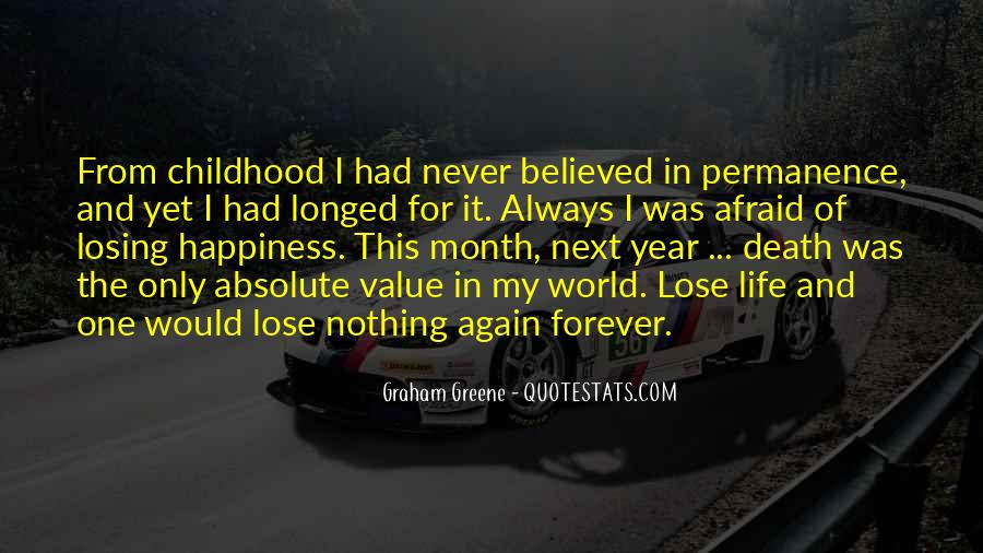 Never Had Nothing Quotes #967947
