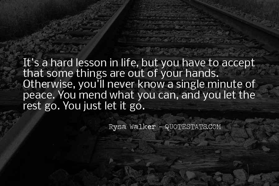 Top 100 Never Let Go Of You Quotes: Famous Quotes & Sayings ...
