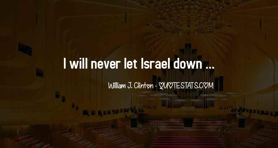 Never Let Others Down Quotes #11936