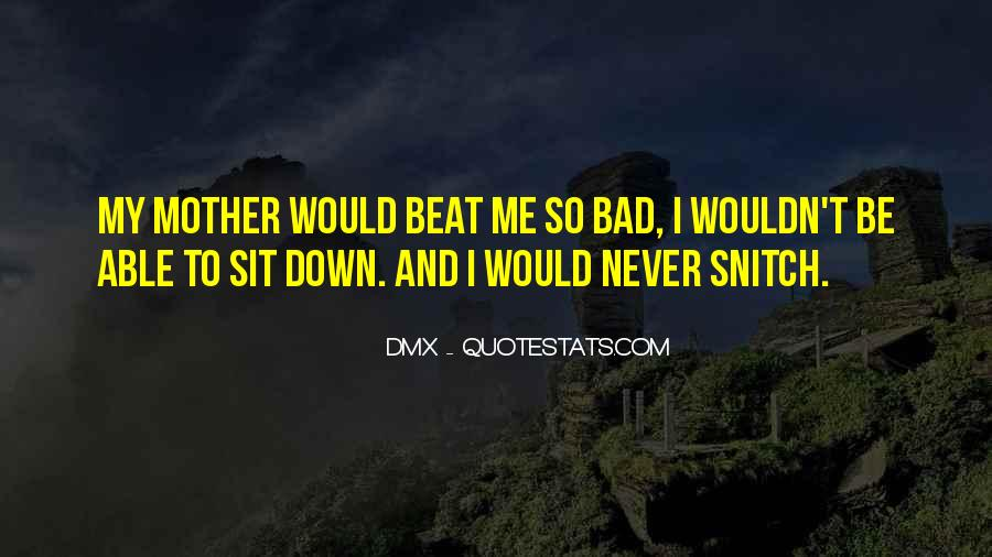 Never Let Others Down Quotes #14061