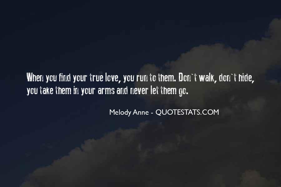 Never Let Them Go Quotes #36839