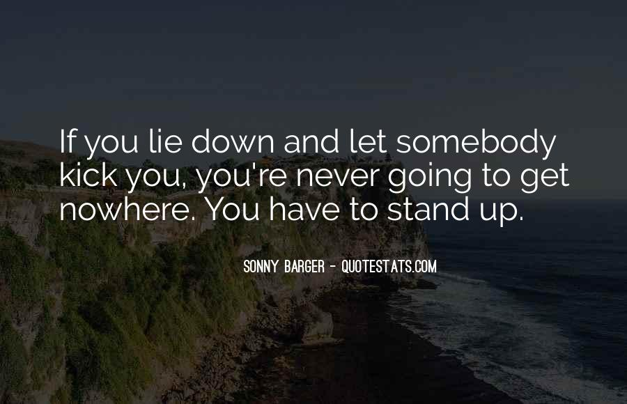 Never Let You Down Quotes #1509658