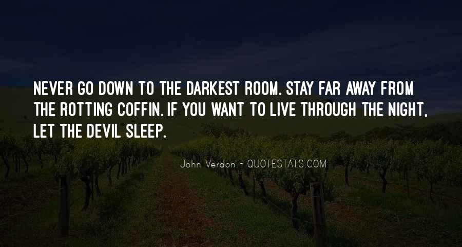 Never Let You Down Quotes #1691200