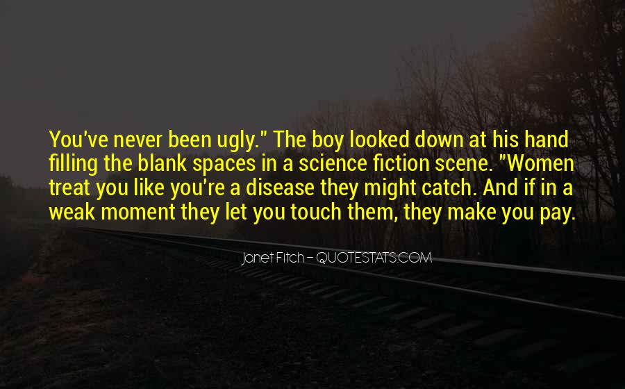 Never Let You Down Quotes #190755
