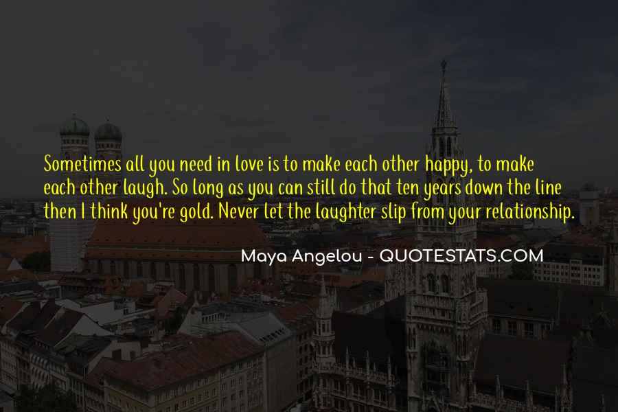Never Let You Down Quotes #199213