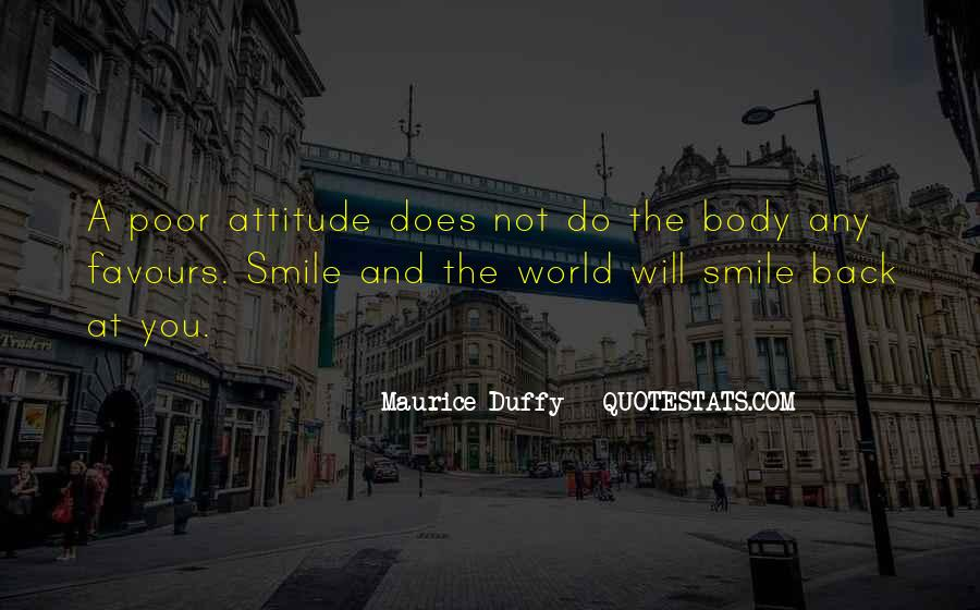 Never Look Back Attitude Quotes #1083705