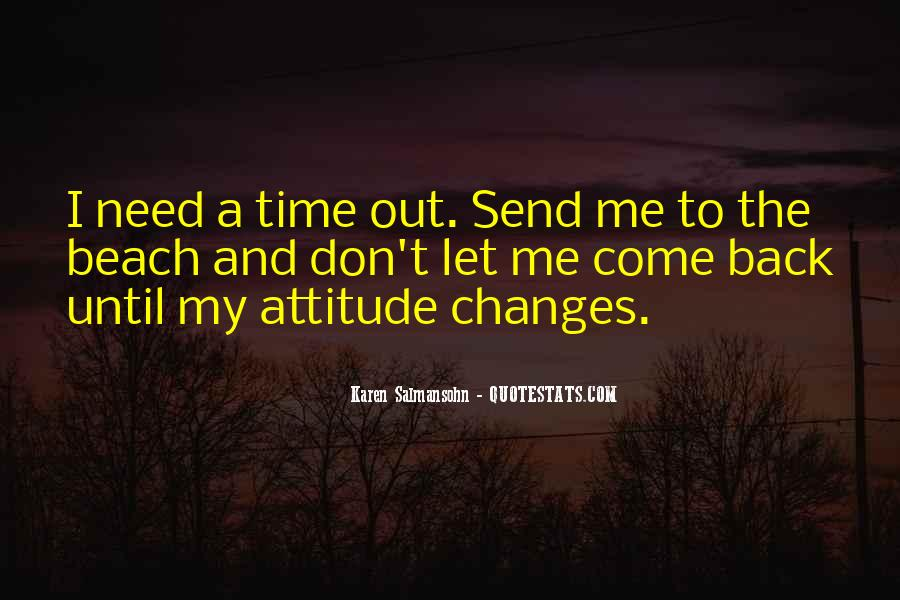 Never Look Back Attitude Quotes #199161