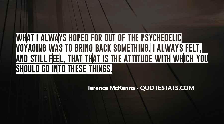 Never Look Back Attitude Quotes #209162