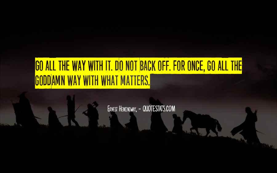 Never Look Back Attitude Quotes #5651