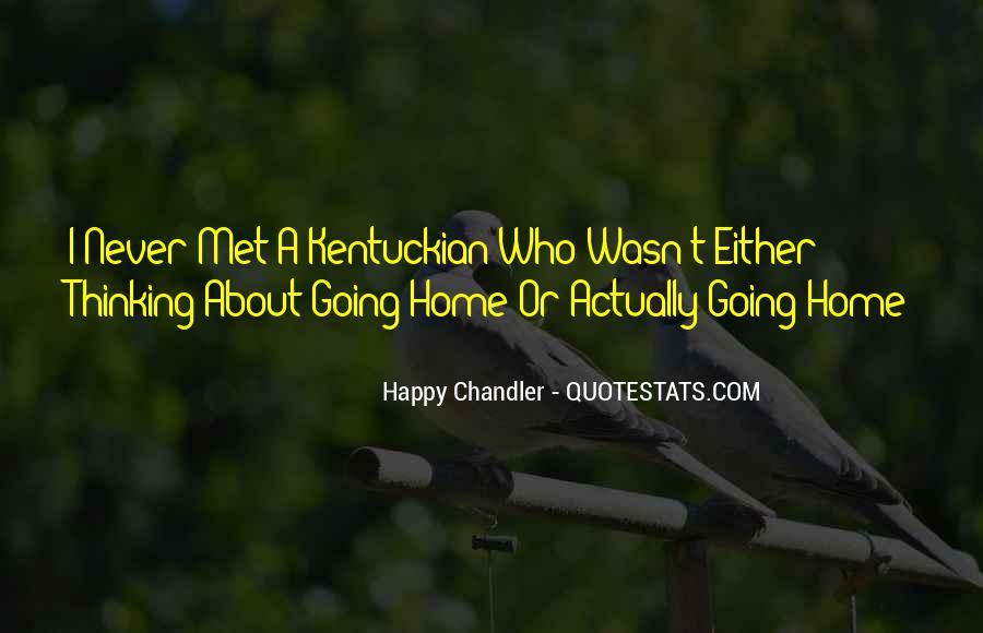 Never Met U Quotes #15854