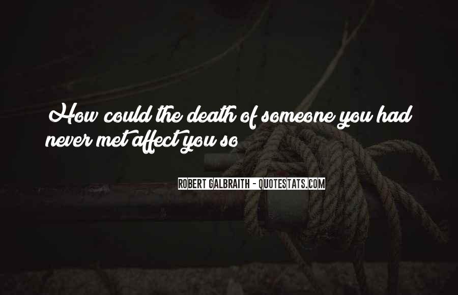 Never Met U Quotes #2065