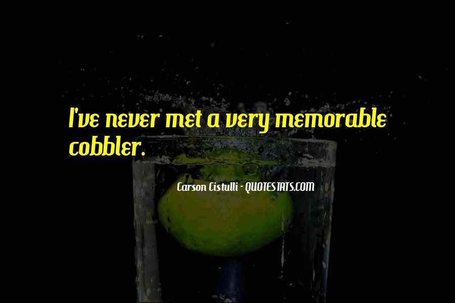 Never Met U Quotes #28358
