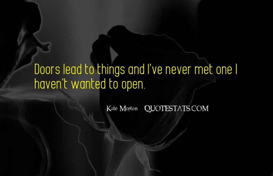 Never Met U Quotes #29282