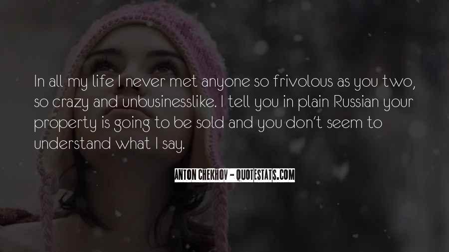Never Met U Quotes #34731