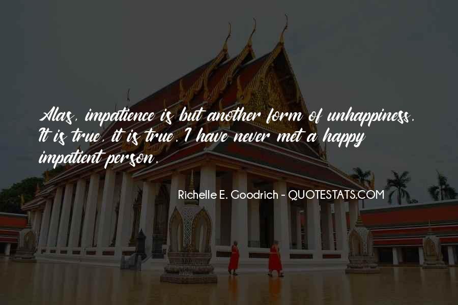 Never Met U Quotes #36553