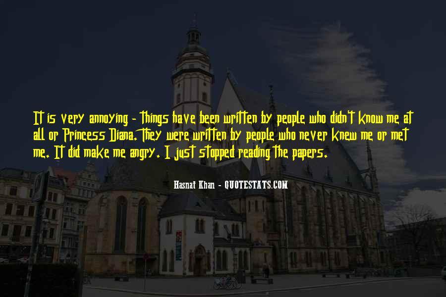 Never Met U Quotes #3868