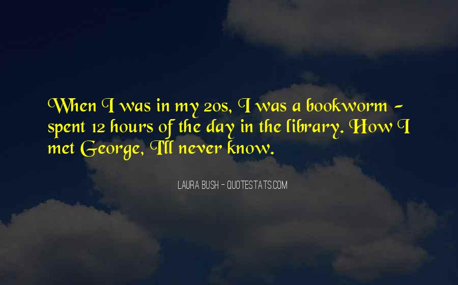 Never Met U Quotes #5614