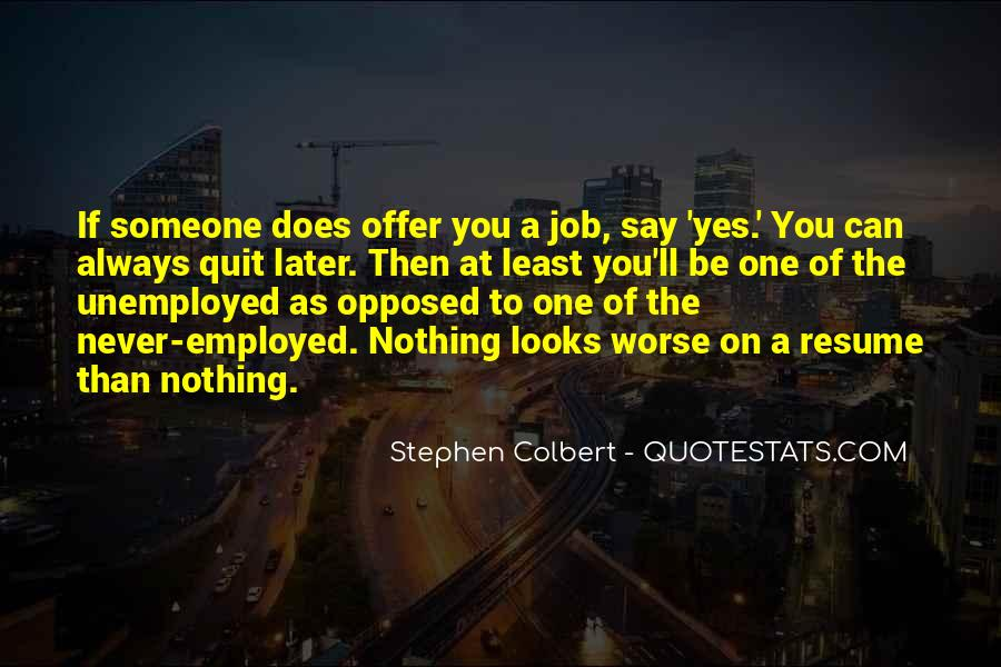 Never Never Quit Quotes #187564