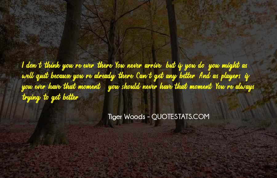 Never Never Quit Quotes #204072