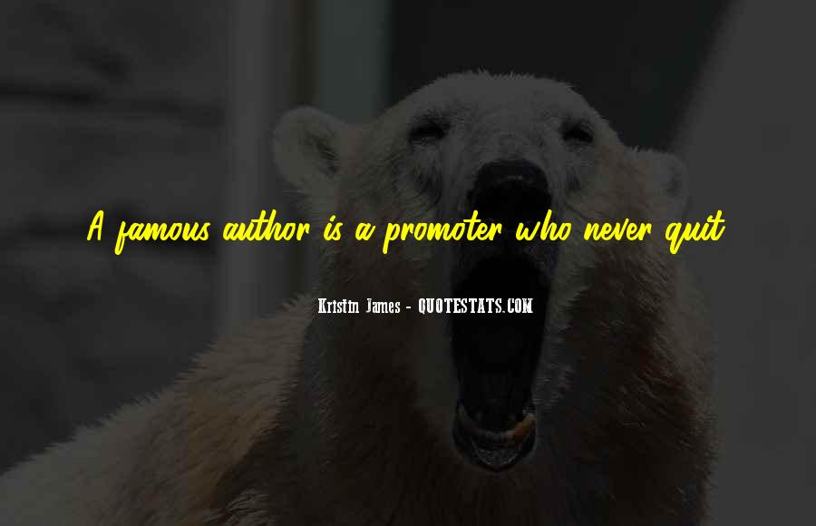 Never Never Quit Quotes #385858