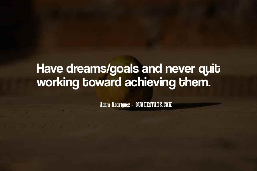 Never Never Quit Quotes #64273