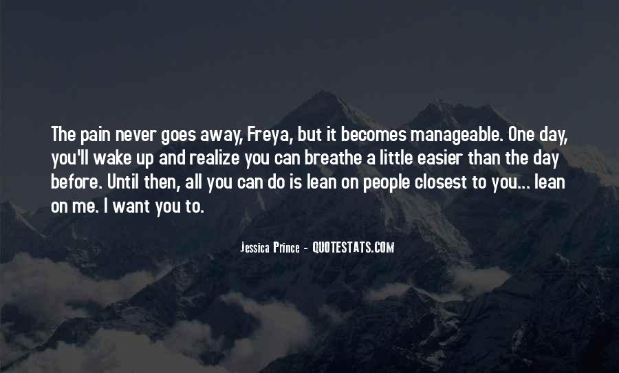 Never Realize Quotes #6232