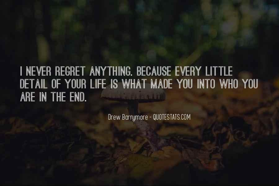 Top 82 Never Regret Past Quotes: Famous Quotes & Sayings