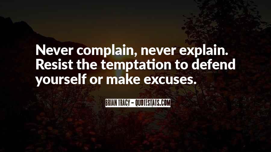 Never Resist Temptation Quotes #1876567
