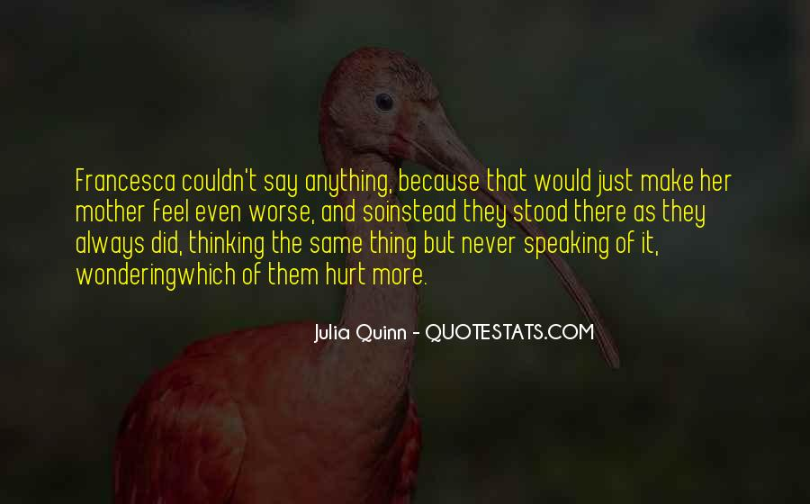 Never Say Always Quotes #66470