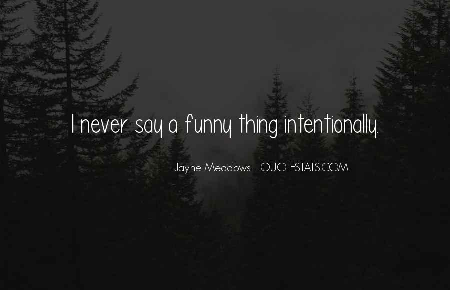 Never Say Never Funny Quotes #125353