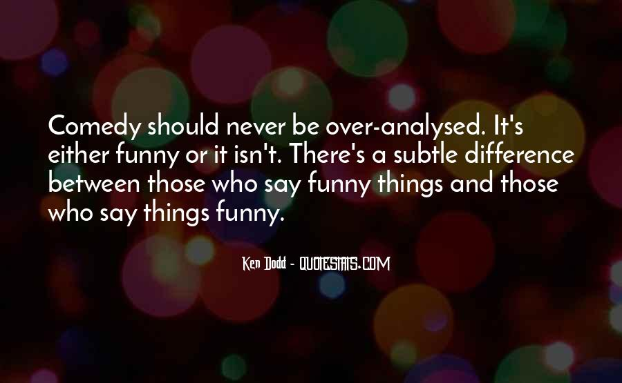 Never Say Never Funny Quotes #348083