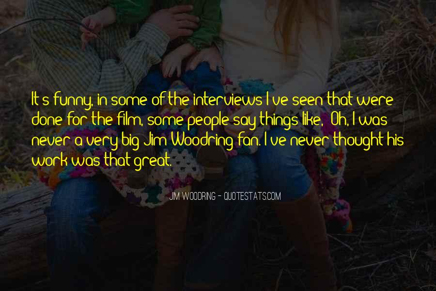 Never Say Never Funny Quotes #515082