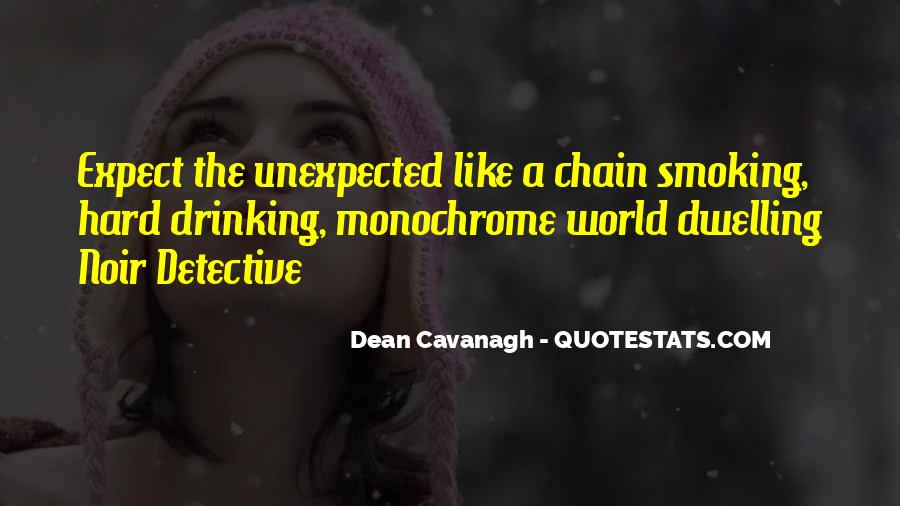 Quotes About Cavanagh #337059