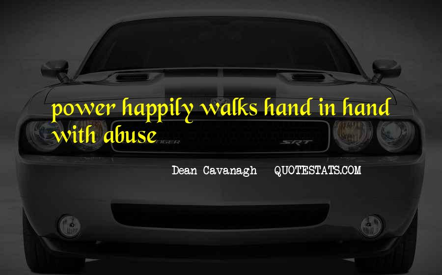 Quotes About Cavanagh #349291