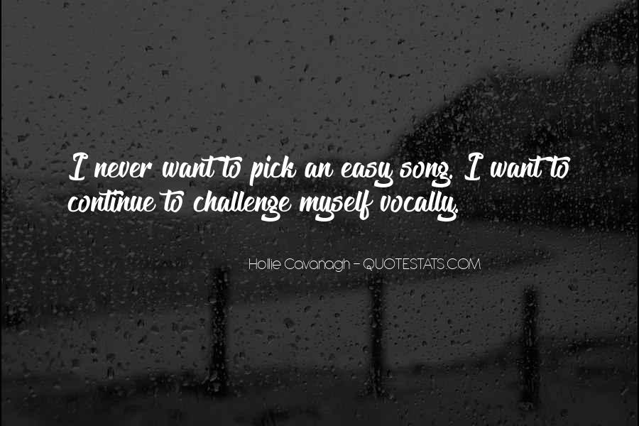Quotes About Cavanagh #365156